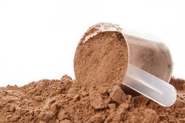 Proteine del latte isolate (WPI) per la massa muscolare