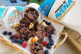 Biscotti proteici: ricetta e preparazione