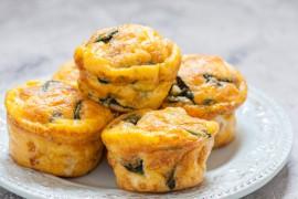 Ricetta Muffins Salati
