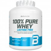 100% Pure Whey Lactose Free (2270g)
