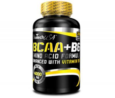 BCAA+B6 (200cpr)