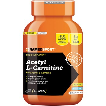 Acetil L-Carnitina (60cps)