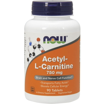 Acetyl L-Carnitine 750mg (90cpr)