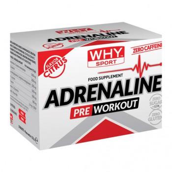 Adrenaline Preworkout (10x10g)