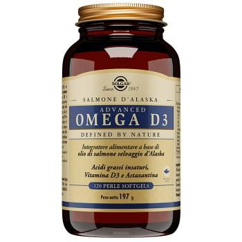 Advanced Omega D3 (120cps)