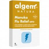 Algem Manuka Flu Relief Urto (15cps)