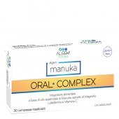 Algem Manuka Oral Complex (30cpr)
