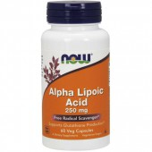Alpha Lipoic Acid 250mg (60cps)