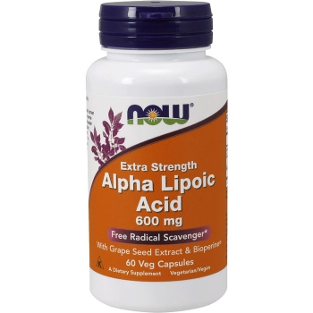 Alpha Lipoic Acid 600mg (60cps)