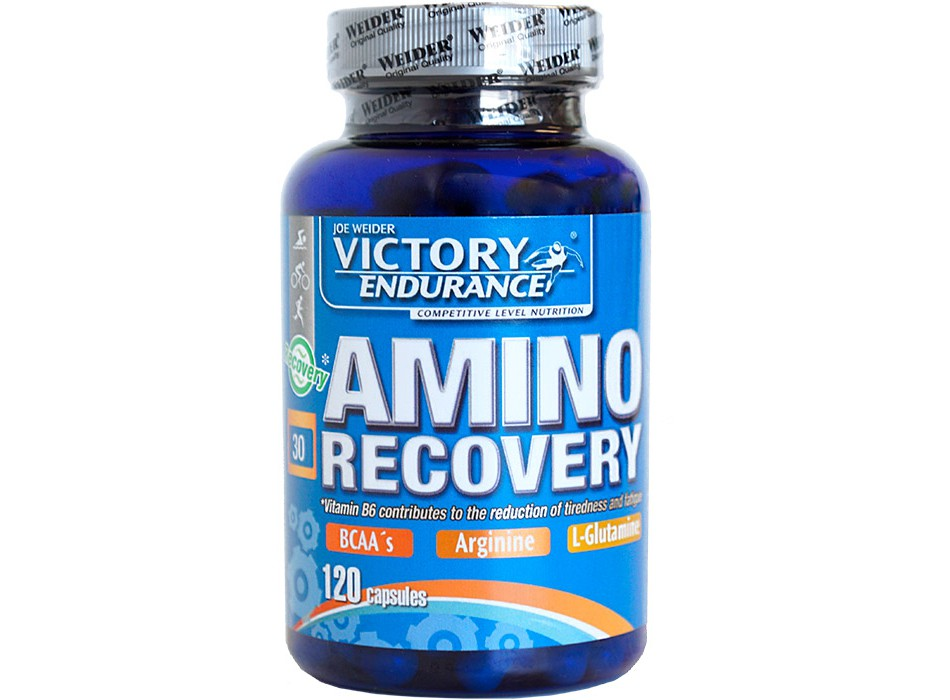 Amino Recovery (120cpr)