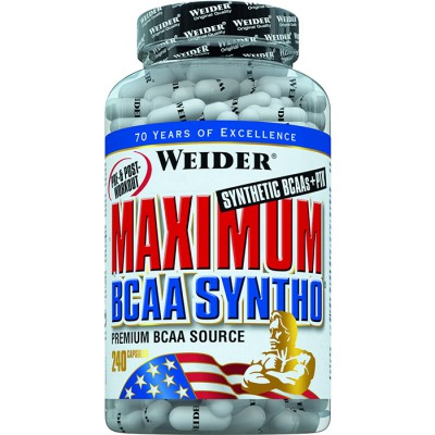 Maximum BCAA Syntho (240cps)