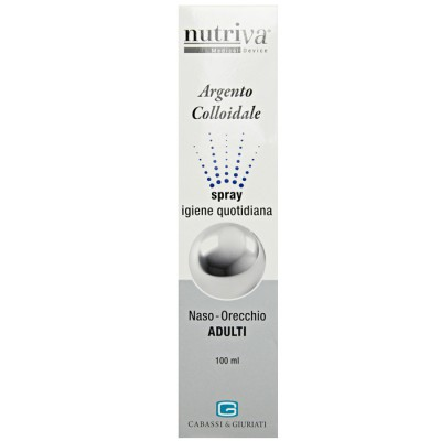 Argento Colloidale Spray (100ml)