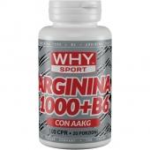 Arginina 1000+B6 (100cpr)