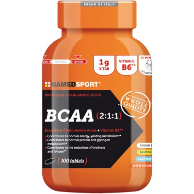 BCAA 2:1:1 (100cpr)