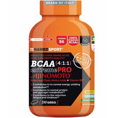 BCAA (4:1:1) Extreme Pro (210cpr)