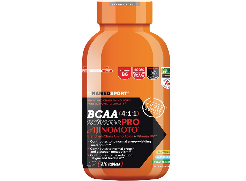 BCAA (4:1:1) Extreme Pro (310cpr)
