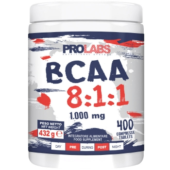 BCAA 8:1:1 (400cpr)