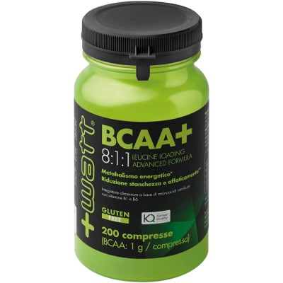 BCAA+ 8:1:1 Compresse (200cpr)