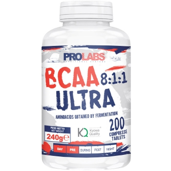BCAA Ultra 8:1:1 (200cpr)