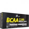 BCAA Mega Caps 1100 (120cps)