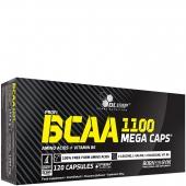 BCAA 1100 Mega Caps (120cps)