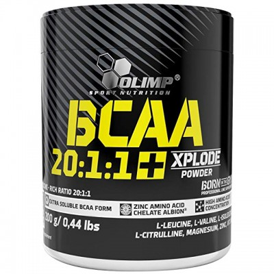 BCAA Xplode Powder 20:1:1 (200g)