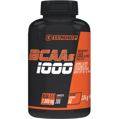 BCAAs 1000 (300cpr)