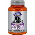 Beta-Alanine 750mg (120cps)