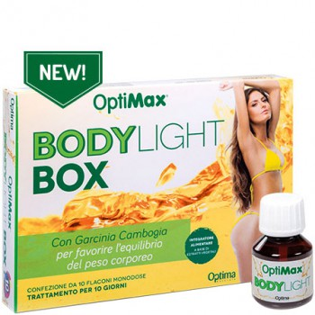 Body Light BOX (10x50ml)