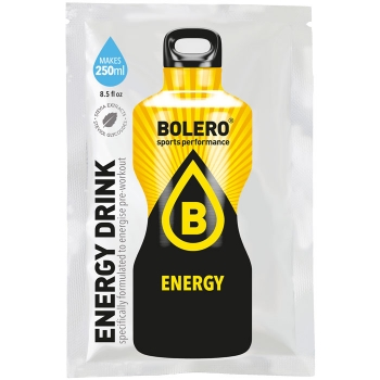Bolero Drinks Boost Energy Stevia (12x7g)