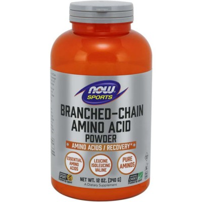 Branched Chain Amino Acid Powder (340g)