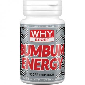 Bum Bum Energy (30cpr)