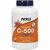 C-500 Chewable (100cpr)