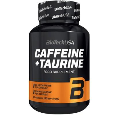 CAFFEINE & TAURINE (60cps)
