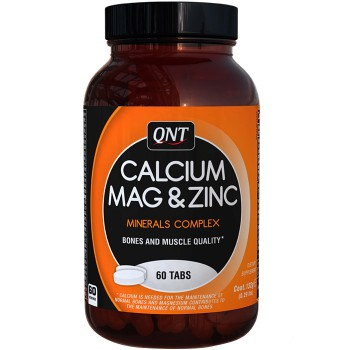 Calcium Mag & Zinc (60cpr)