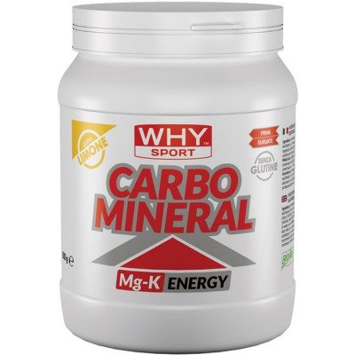 Carbo Mineral (500g)