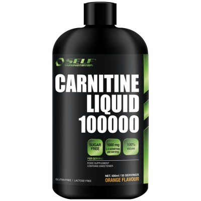 Carnitine Liquid 100.000 (500ml)