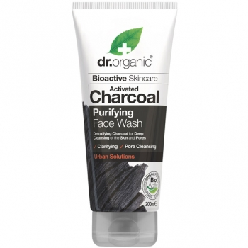 Charcoal Face Wash - Detergente Viso Purificante (200ml)