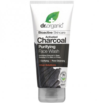 Charcoal Face Wash - Detergente Viso Purificante (200ml)