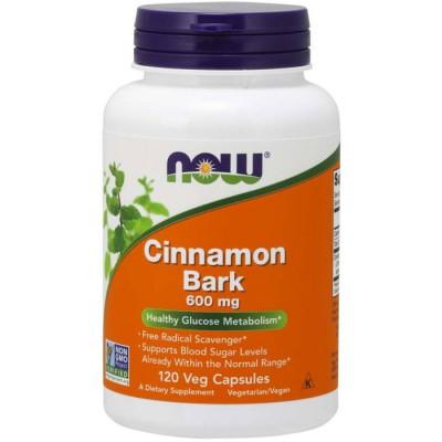 Cinnamon Bark 600mg (120cps)
