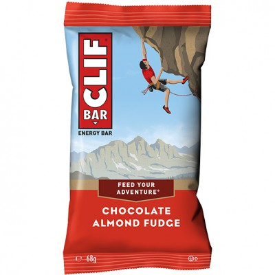 CLIF Bar - Chocolate Almond Fudge (68g)