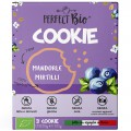 Cookie Mandorle e Mirtilli (3x35g)