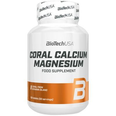 Coral Calcium-Magnesium (100cpr)