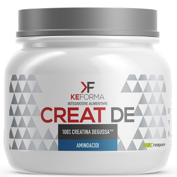 creatina-monoidrato-creapure-keforma-polvere