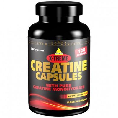 Creatine Capsules (120cps)