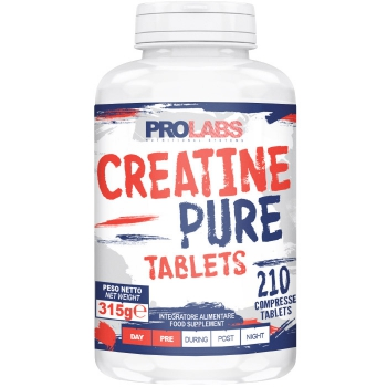 Creatine Pure Tablets (210cpr)