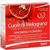 Cuore di Melograno Magnesio e Potassio (14x3,7g)
