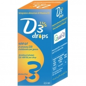 D3 Drops (2,5ml)