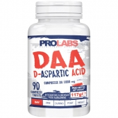 DAA D-Aspartic Acid (90cpr)