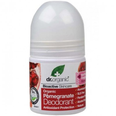 Organic Pomegranate - Deodorant (50ml)